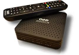 OVHD decoder